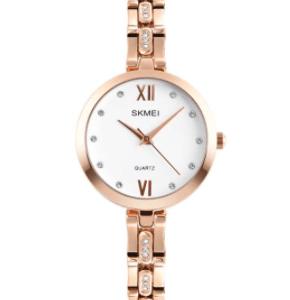 ساعت مچی عقربه ای زنانه اسکمی مدل ۱۲۲۵ کد ۰۱