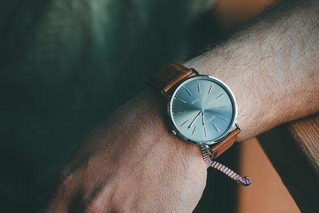 استایل ساعت